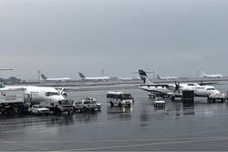 تمام فرودگاه های کشور عملیاتی هستند/رصد روزانه وضعیت فرودگاه ها