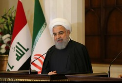 No power can drive a wedge between Iran and Iraq, Rouhani says