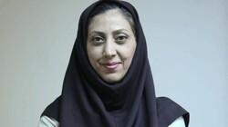 Iranian film scholar Leila Hosseini.