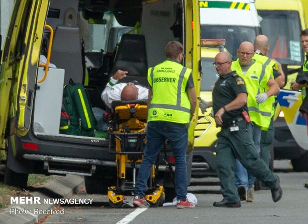 تیراندازی تروریستی مرگبار در ۲ مسجد در نیوزیلند