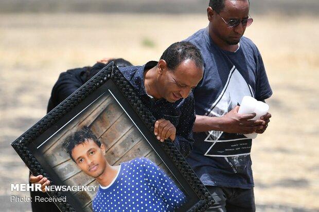اتیوپی در شوک سقوط هواپیمای مسافربری