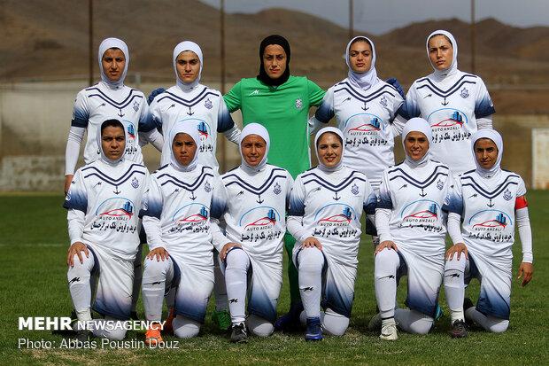 الإعلان عن موعد مبارايات منتخب إيران  للسيدات لكرة القدم
