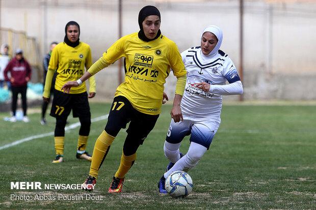 اعلام برنامه هفته نهم الی یازدهم لیگ برتر فوتبال بانوان