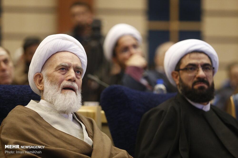 آیین تکریم و معارفه نماینده ولی فقیه در استان همدان
