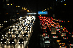 ترافیک نیمه سنگین در آزادراه تهران- قم
