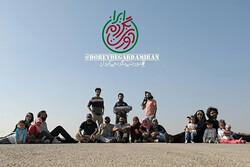 رونمایی از مستندی برای ایرانگردیِ کودکان؛ «دورت بگردم ایران»