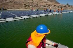 شیلی جزیره خورشیدی شناور ساخت