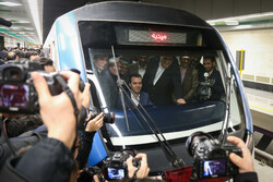 افتتاح ایستگاه های مترو بسیج و محمدیه در روزهای آینده