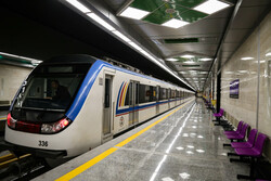 Inauguration of 3 new subway stations in Tehran