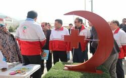 طرح ملی خدمات نوروزی جوانان جمعیت هلال احمر در قزوین آغاز شد