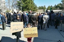 گردهمایی حمایت از شاهوار برگزار شد/«نه» بزرگ مردم به معدن بوکسیت