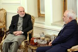 Iran FM, Afghan president's envoy meet in Tehran