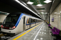 Tehran subway line 7 partially inaugurated