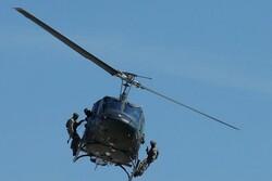 جستجوی هوایی برای یافتن ملوانان لنج باری غرق شده آغاز شد