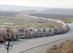 ممنوعیت تردد تانکرهای سوخترسان از مرز پرویزخان