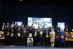 برگزیدگان جشنواره بین المللی پروین اعتصامی معرفی شدند