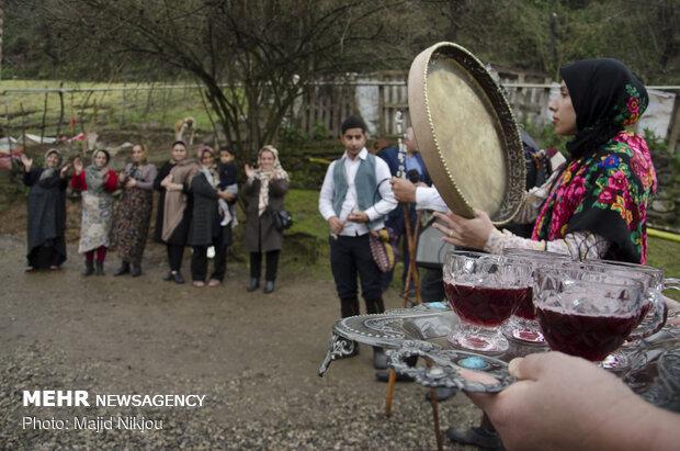 طقوس غناء النيروز في مازندران