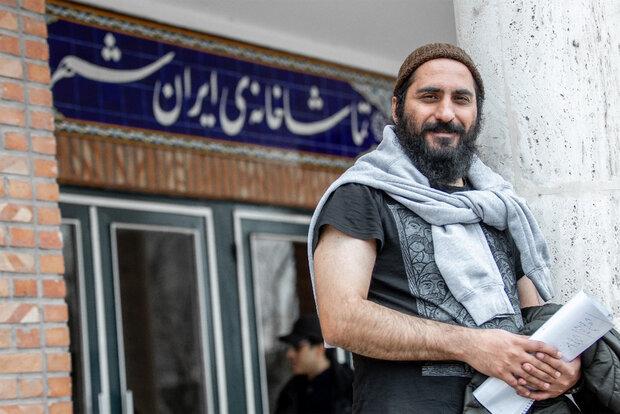 «خفاش شب» به تماشاخانه ایرانشهر میرود