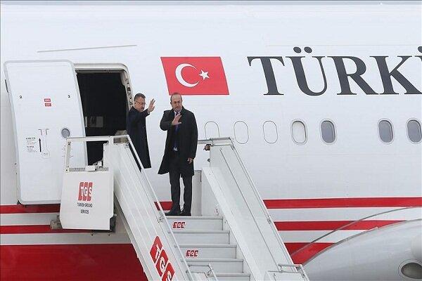 معاون رئیسجمهور و وزیر خارجه ترکیه عازم نیوزیلند شدند