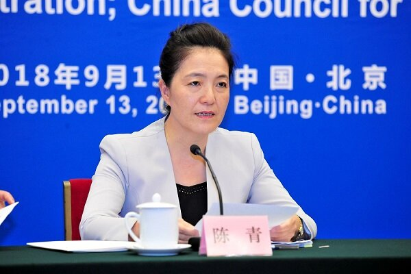 'Tehran, Beijing having unique potentials to expand ties'
