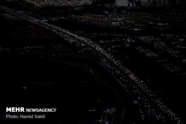 ترافیک آخرین روزهای سال
