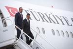 Türk üst düzey yetkilileri Yeni Zelanda'da
