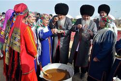 آداب عید نوروز در ترکمنستان: از پخت سمنو تا درختکاری