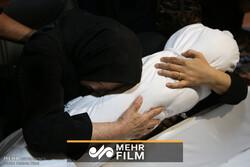 خاطر شنیدنی سردار احمدیان از مادر یک شهید