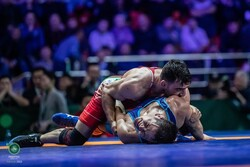 Iran runner-up at Freestyle World Cup