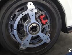 طرحی جدید برای کاهش وزن چرخ خودرو