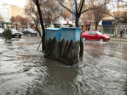 آمادگی کامل مدیریت شهری ارومیه با آغاز بارش برف و باران بهاری