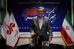 Branko Ivankovic visits Mehr HQ