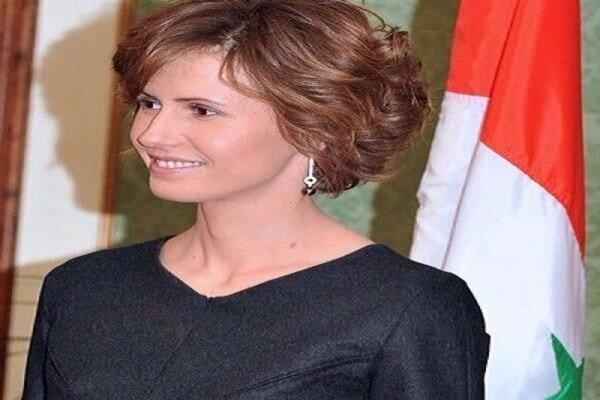 Beşar Esad'ın eşi kanser hastalığını yendi