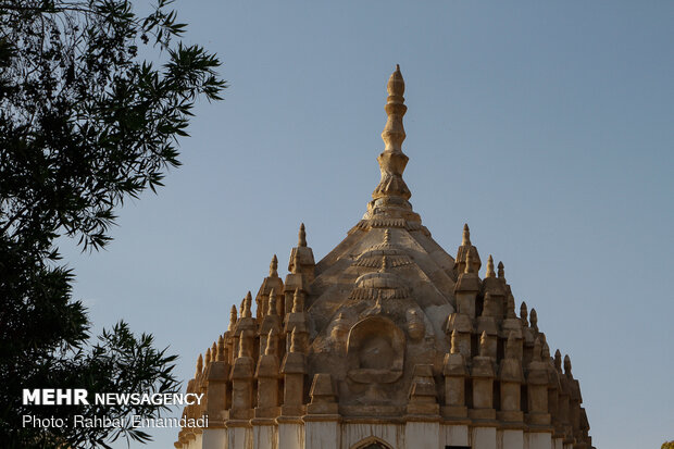 معبد هندوها در بندرعباس