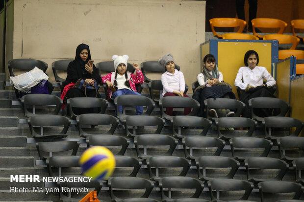 فینال لیگ برتر والیبال