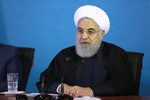 Rouhani calls on judiciary to sue US for crime against humanity