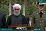 روحانی: آمریکا را شکست دادیم