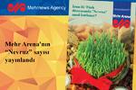 """Mehr Arena dergisinin """"Nevruz"""" sayısı yayınlandı"""