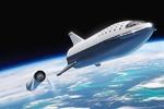آغاز آزمایش سپرهای حرارتی فضاپیمای «اسپیس ایکس»