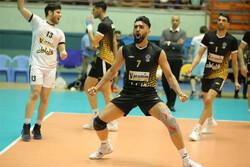 تیم والیبال شهرداری ورامین قهرمان جام باشگاههای آسیا شد