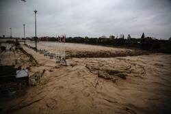 رودخانه تلار طغیان کرد/ ترکیب بحران ها در سوادکوه