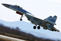 جنگنده روسی در فرودگاه ونزوئلا به زمین نشست