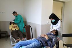 ارائه بیش از ۱۴۱هزار و ۵۰۰ خدمت درمانی به زائران