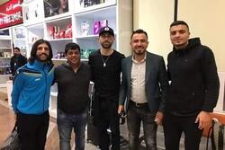 طارق همام به اردوی تیم ملی عراق ملحق شد