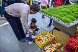 بازار گرگان در آستانه عید