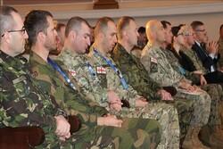 رزمایش مشترک نیروهای ناتو و گرجستان