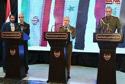 Iran-Iraq-Syria coop. against terrorism 'natural'