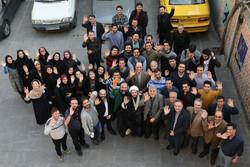 جشن پایان سال کارکنان خبرگزاری مهر و روزنامه تهران تایمز
