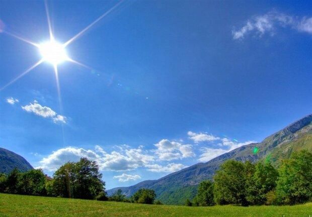 کرمانشاه روز عید آفتابی است