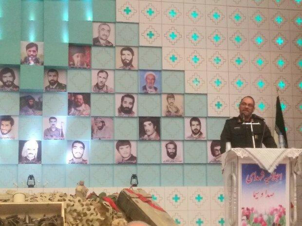 اقدامات شبکه کردستان در پوشش برنامه های کنگره شهدا قابل تقدیر است